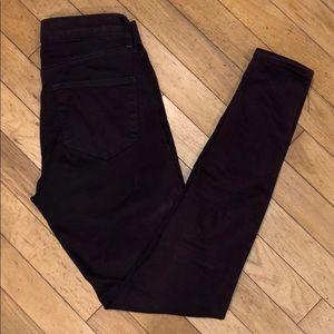 Topshop Leigh jeans denim pants bottom